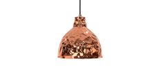 Crumple Copper Pendant Lamp - Lighting - Article | Modern, Mid-Century and Scandinavian Furniture
