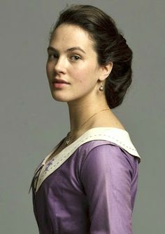 Downton Abbey - Lady Sybil - Jessica Brown Findlay Make Up Tutorial. Perfect look for those Downton Abbey viewing parties!