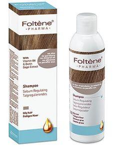 Foltene Pharma Szampon do włosów tłustych, przeciwłojotokowy