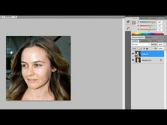 Photoshop tutorial - Smooth skin skin smoothing (Pimp My Face) Feature: Alicia Silverstone (HD) surface blur- radius threshhold erase, opacity Photoshop Cs5 Tutorials, Photography Articles, Best Natural Skin Care, Acne Skin, Color Swatches, Smooth Skin, Clear Skin, Creative Inspiration