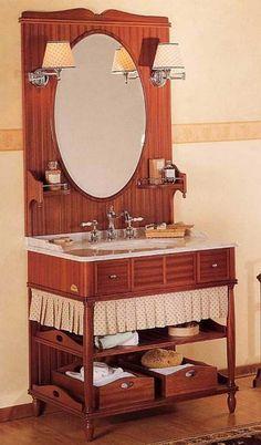 bathroom design gallery on country style wooden bathroom vanity