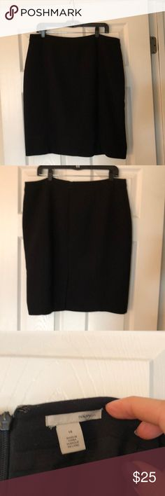 Halogen size 14 black pencil skirt Halogen size 14 black pencil skirt Halogen Skirts Midi