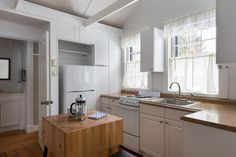 Tour this tiny, charming cottage >> http://blog.hgtv.com/design/2015/07/23/tiny-home-tour/?soc=pinterest