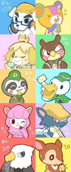 10 days to ACNL release 10 days to ACNL release Related posts:Animal crossing badgesWhen you absolutely need that dreamieThis has a big meaning in my case. Animal Crossing Qr, Acnl Art, Ac New Leaf, Pokemon, Fanart, Cute Art, Chibi, Cute Animals, Creatures