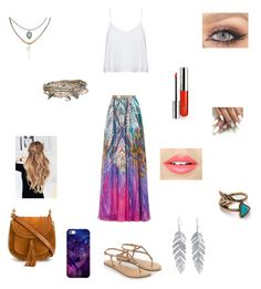 """Untitled #93"" by fernanda-guttilla on Polyvore featuring beauty, Alice + Olivia, Accessorize, Aéropostale, By Terry, Casetify, Chloé, Fiebiger and Belk Silverworks"