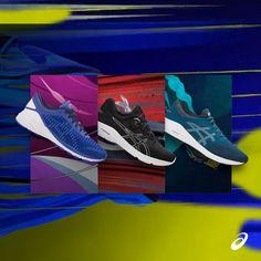 #FeelFast를 느끼고 싶으세요? 그렇다면 FlyteFoam™ 기술이 접목되어 화려한 속도감을 자랑하는 #shoes에 대해 알아보세요. 아는 것이 많을수록 실력이 쌓입니다. 더욱 빠른 스피드. #ASICS