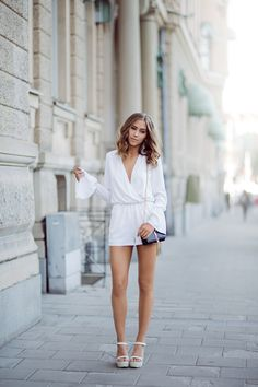 Kenza Zouiten, I love this playsuit!