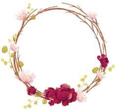 Frame Floral, Flower Frame, Invitation Background, Floral Invitation, Floral Print Wallpaper, Floral Prints, Lighting Logo, Floral Logo, Canvas Designs