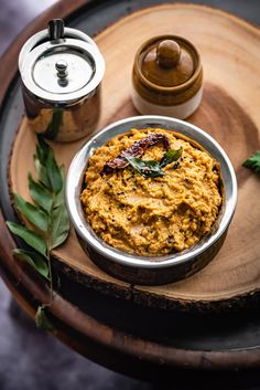 Healthy Butternut squash chutney - This south Indian style thogayal is made with butternut squash, lentils and chilly.. A simple and easy side dish that goes well with rice, idlis, dosas..! #chutney #thogayal #southindianrecipes #instantpotrecipes #indianfood #sidedish #pumpkinrecipes #squashrecipe #dips #healthyrecipes #sidedishforidlidosa | cookingwithpree.com