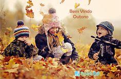 """""""São as águas de Março fechando o verão é promessa de vida no teu coração ..."""" (Tom Jobim)   Seja Bem Vindo Outono e traga mudanças além da estação!  www.bebe123.com.br"""