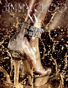 Jimmy Choo's book for shoe lover's!
