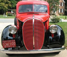 Ford : Other ORIGINAL 1939 FORD PANEL TRUCK, 1/2 T - http://www.legendaryfinds.com/ford-other-original-1939-ford-panel-truck-12-t/