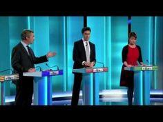 NHS: UK Party Leaders Debate Health Care