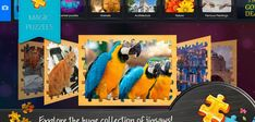 Magic Jigsaw Puzzles Updates it's App to iPhone!