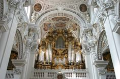 pipe organs of the world | Passau, largest pipe organ in the world photo - KSpear photos at pbase ...