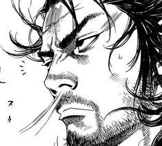 Musashi, Manga Art, Art Sketches, Wolf, Icons, Abstract, Artwork, Anime, Summary