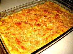 Jenny's Cookbook: Extra Creamy Macaroni and Cheese Recipe