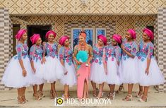African Bridesmaid Dresses, African Wedding Dress, Bridal Dresses, African Attire, African Fashion Dresses, African Dress, South African Traditional Dresses, Traditional Wedding Dresses, Wedding Attire