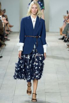 Michael Kors Collection Spring 2015 Ready-to-Wear Fashion Show - Juliana Schurig