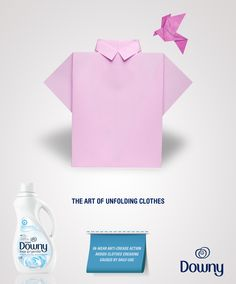 Adv for Downy