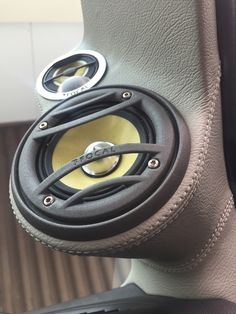 Tweeter And Midrange Customized A Pillars By Cartens® Autosound And Installation | Indonesia Trusted Car Audio™ www.cartens-audio.com