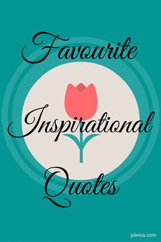 If you're looking for inspirational quotes to relax with and contemplate on during your devotional or quiet time, you can use these. I really love them.