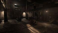 ArtStation - Warehouse interior, Bobby Rice