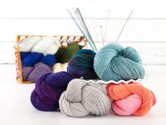 Craftsy Exclusive: Artyarns Vicenza Yarn -  wt. 3, 100% new wool.