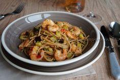 Receita de Espaguete integral mediterrâneo passo-a-passo. Acesse e confira todos os ingredientes e como preparar essa deliciosa receita!