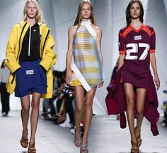 cool Lacoste Spring/Summer 2015 Collection – New York Fashion Week