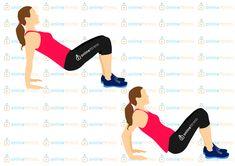 Konec plandavým pažím! Cviky jak se jich zbavit! | Blog | Online Fitness