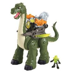 Imaginext Mega Apatosaurus by Fisher-Price