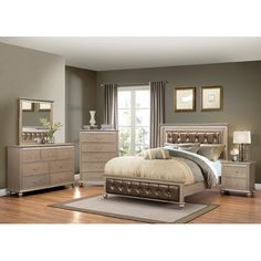 Found It At Wayfair Hollywood Panel Customizable Bedroom Set