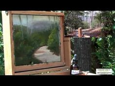 Plein Air Oil Painting with Kim Abernethy - The Final Touches (Part5) - YouTube