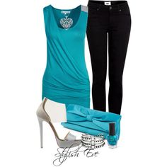 """Untitled #1718"" by stylisheve on Polyvore"