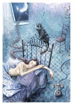 Dream by Ireneusz Wielgosz, via Behance