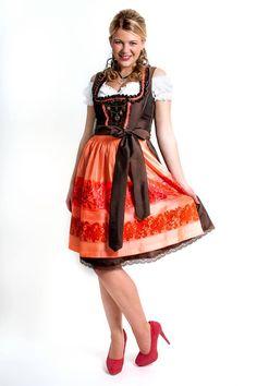 Dirndl 2013 Trends Trachten Fashion CADIKA