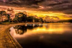 North Arm Sunset....