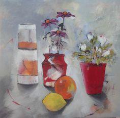 SOLD at Macclesfield Art Fair 2014 - Orange & Lemon - acrylic on canvas Size x Art Fair, Canvas Size, Archive, Lemon, Orange, Painting, Painting Art, Paintings, Drawings