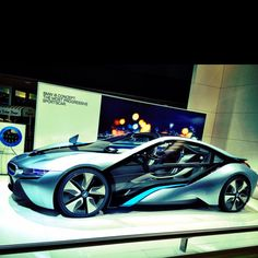 BMW at The North American International Auto Show