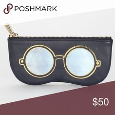 MIRRORED SUNNIES POUCH Keep your shades protected in style with this chic Sunnies Pouch. Rebecca Minkoff Accessories