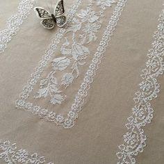 2,620 отметок «Нравится», 56 комментариев — Berrin Şengöz (@berrin_sengoz) в Instagram: «Atölyeden...Dantel & Lace...Crossstitch...#crossstitch #kanaviçe #embroidery #nakış#handmade…»