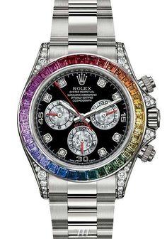 67705da3d14 New Rolex Watches 2012 - Submariner Ref. 114060 without Date   RainBow  Daytona - 2012
