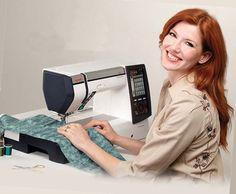 ИГОЛКА С НИТОЧКОЙ. Как заправляют нитки в швейную машину