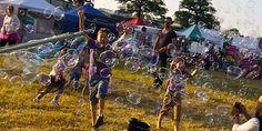 Blissfields - top family friendly festivals for 2016 by @MumsNet