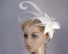 headpiece from hatsfromoz.com.au