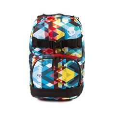 Skullcandy Geo Backpack in Red at Journeys Shoes.