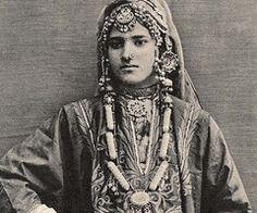 Vintage - Kashmiri Woman