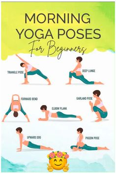 Yoga Poses For Two, Easy Yoga Poses, Beginner Yoga Poses, Intermediate Yoga Poses, Beginner Meditation, Yoga Poses For Sleep, Standing Yoga Poses, Beginner Morning Yoga, Yoga Poses Names