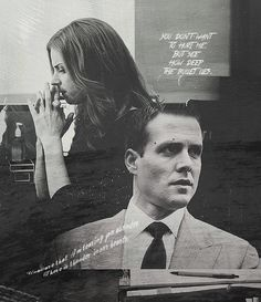 You don't want to hurt me, but see how deep the bullet lies. Unaware that I'm tearing you asunder. There is thunder in our hearts. #suits